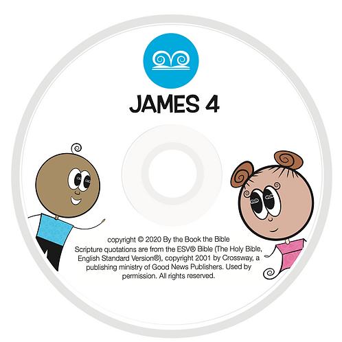 James 4 - CD