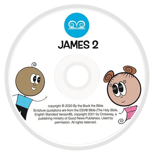 James 2 - CD