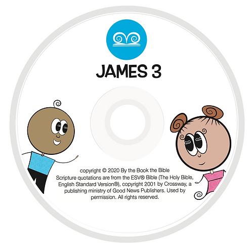 James 3 - CD