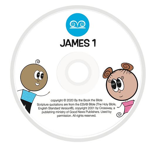 James 1 - CD