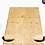 Thumbnail: 1-1/8-in x 4-ft x 8-ft Fir Plywood Underlayment; Needed: 31 sheets