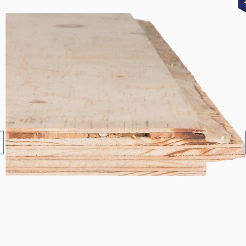 1-1/8-in x 4-ft x 8-ft Fir Plywood Underlayment; Needed: 31 sheets