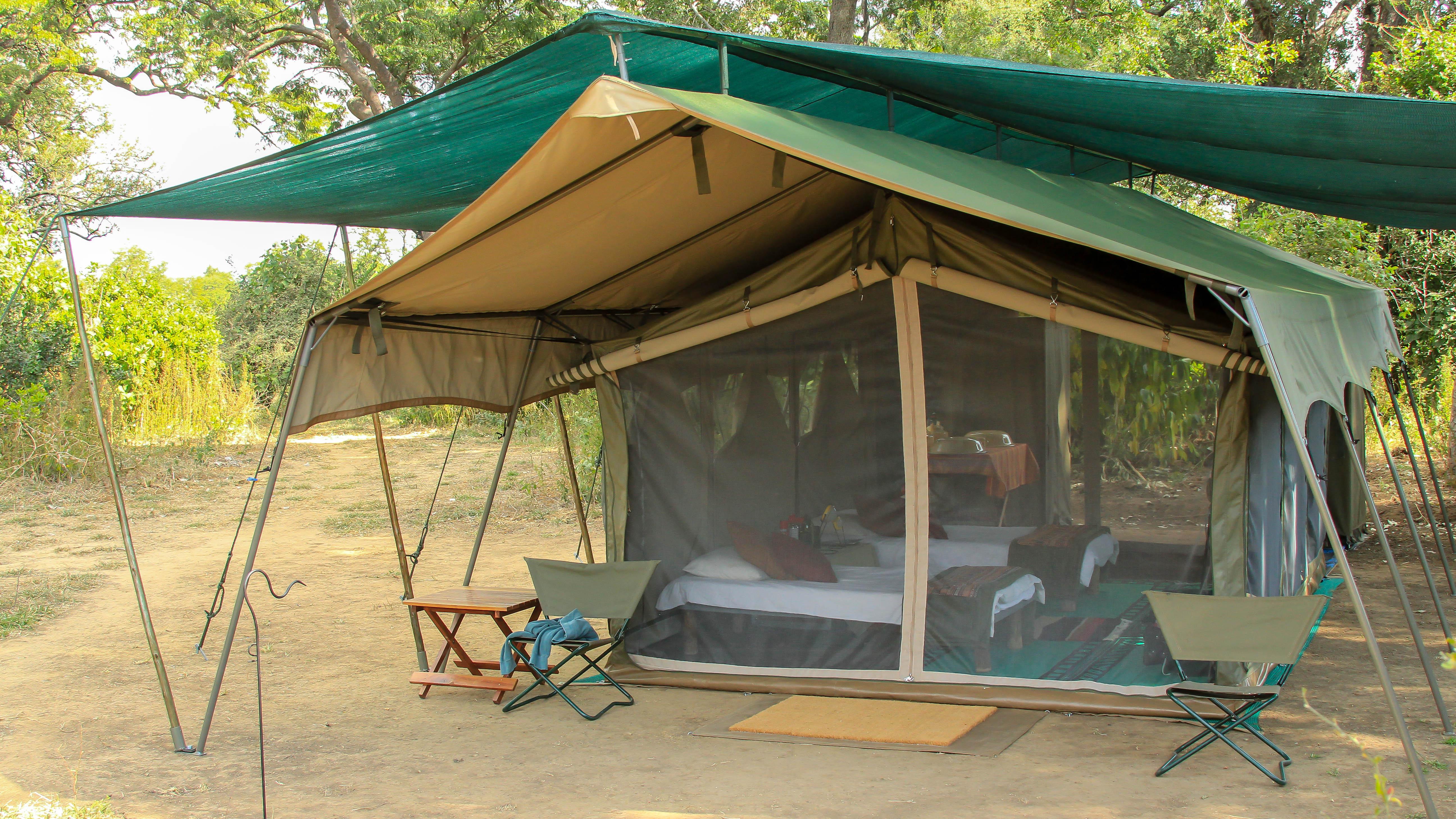GBC Guest Tent #2 exterior