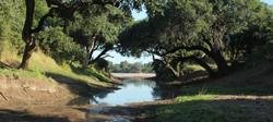 Muvava confluence with Runde