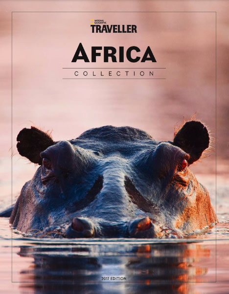 National Gepgraphic Traveller - Africa Collection 2017