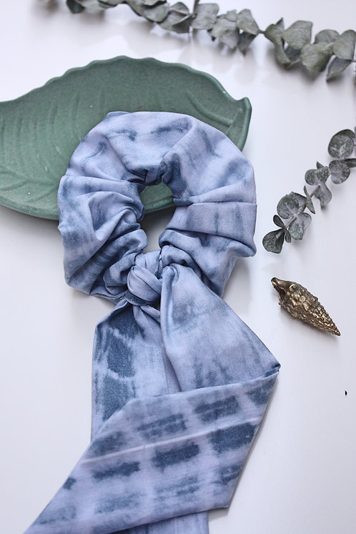 Chouchou ruban Tie and Dye