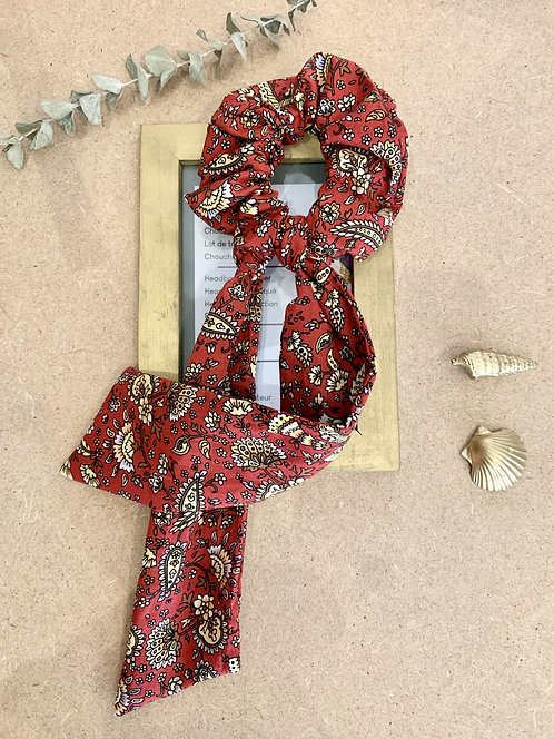Chouchou ruban Isabelle
