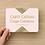Thumbnail: Carte cadeau Cage Créations