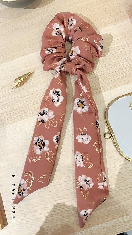 Chouchou ruban Valentine