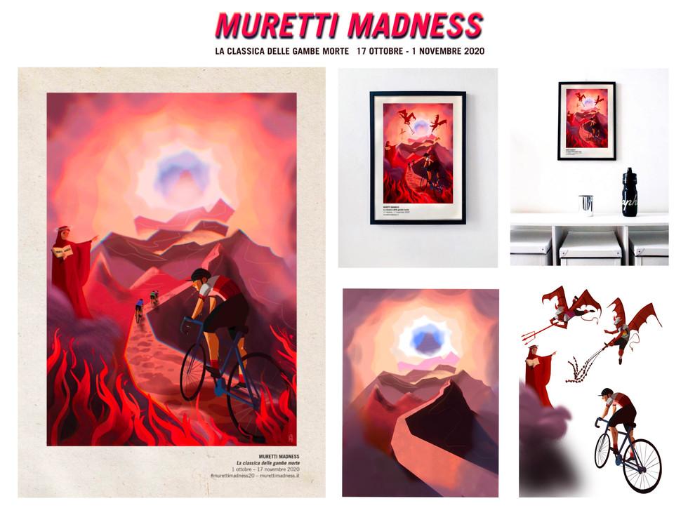 MURETTI MADNESS (2020) official manifesto