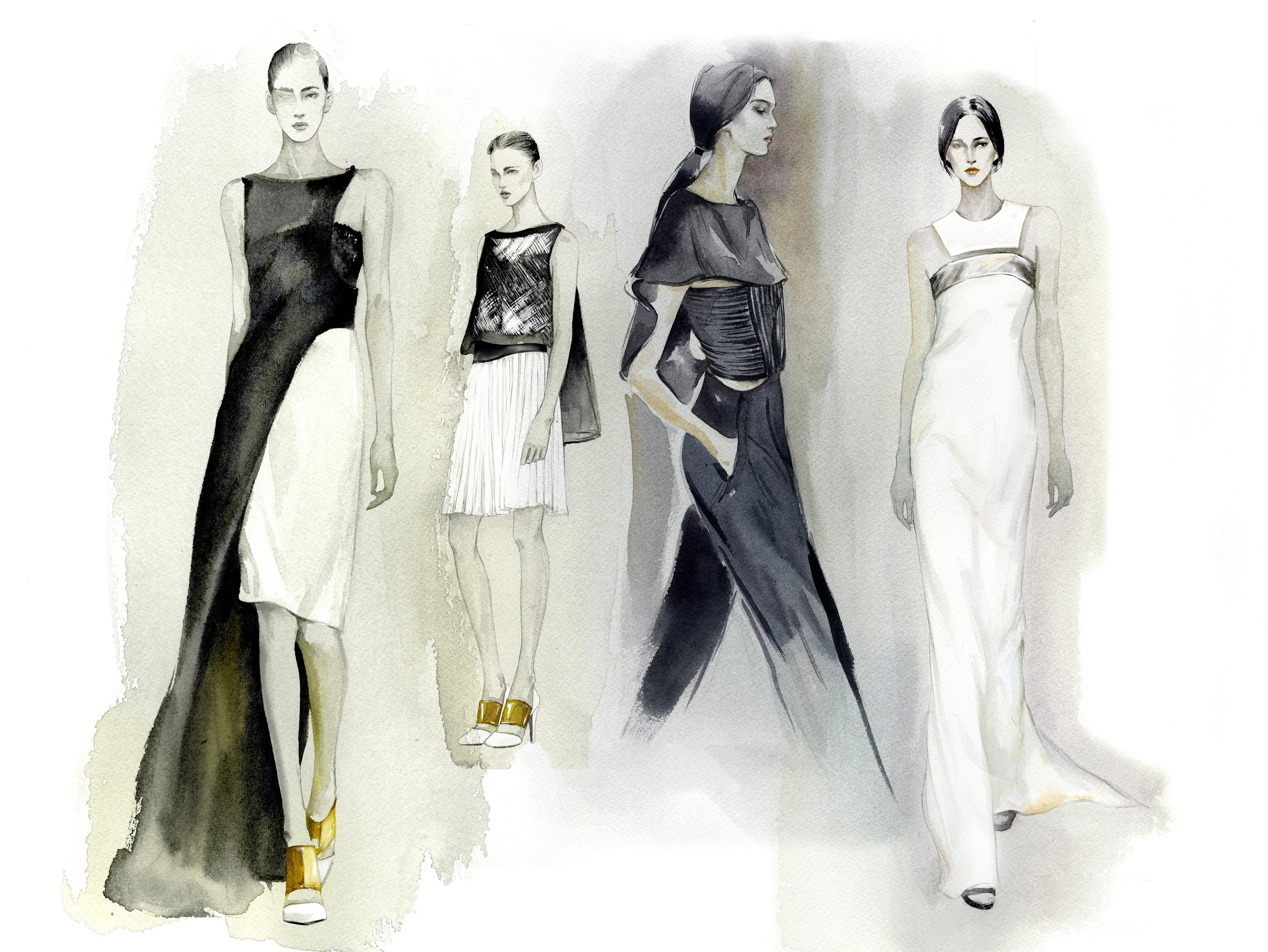 Farfetch womenswear copy