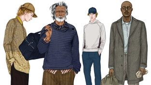 Menswear Trend Projects