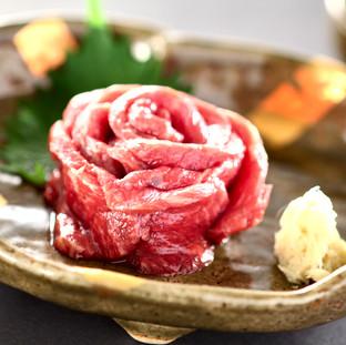 馬刺し(別注料理)