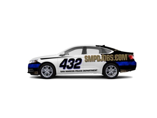 SMPD Racing Car