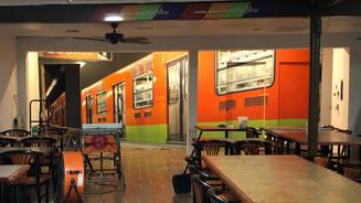 Restaurante el DF