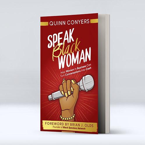 Speak Black Woman Book