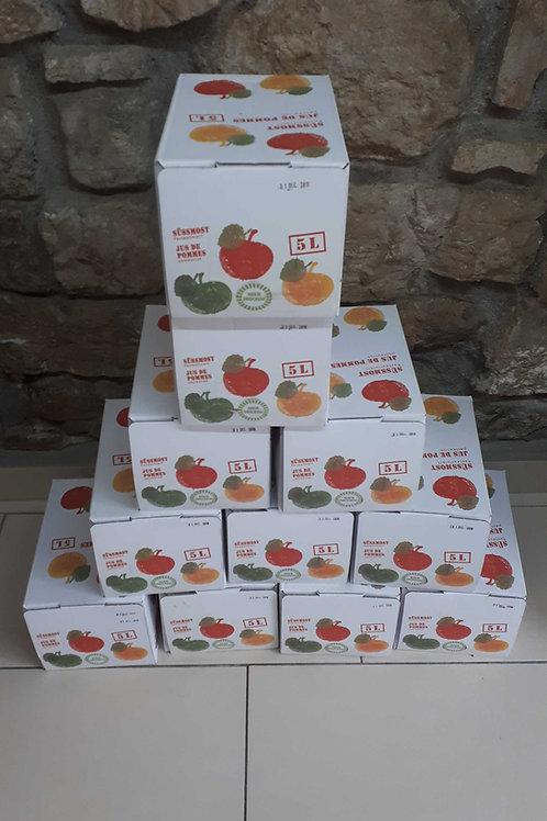 Jus de pommes 5 L