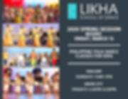 LIKHA School of Dance 2020 Spring Session