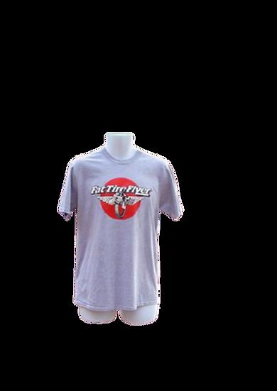 Fat Tire T Shirt - Grey