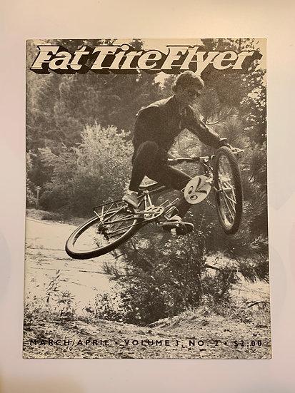 Fat Tire Flyer Magazine Volume 3 no2 March/April 1983