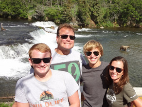 Bill Goldstein and his family got wild and have visited every single national park