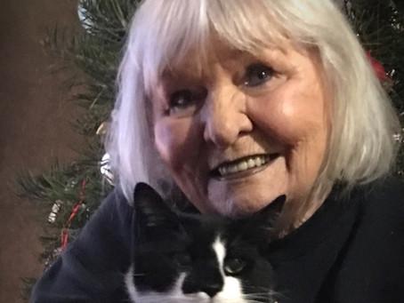 Bettye Sue Newsom has made Charlotte her home since 1963