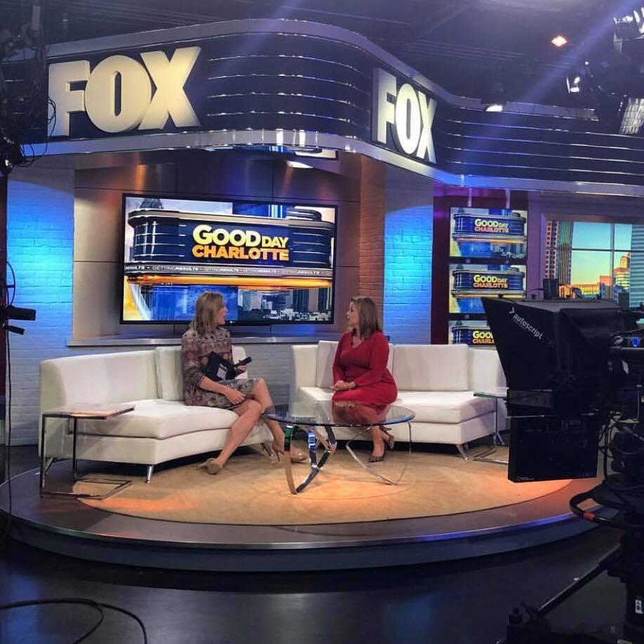 Tara Lynn Foster Fox Good Day Charlotte