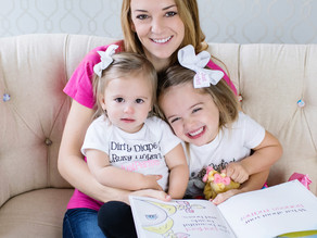 Author Kimberly Mohns Roberts is on a mission to build children's self-esteem