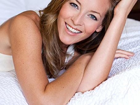 Brooke Hall models a heart of gold