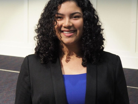 Myers Park High School student and leader, Tatiana Aguilar, is driven by culture