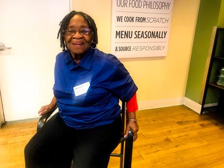 Miss Betty doesn't miss a beat - meet Queens University's longest-serving employee