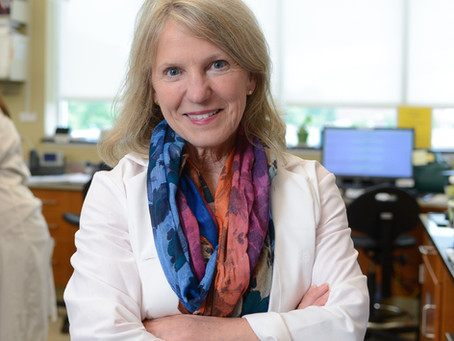 Mary Ann Lila is the Director of N.C. State University's Plants for Human Health Institute (PHHI), l