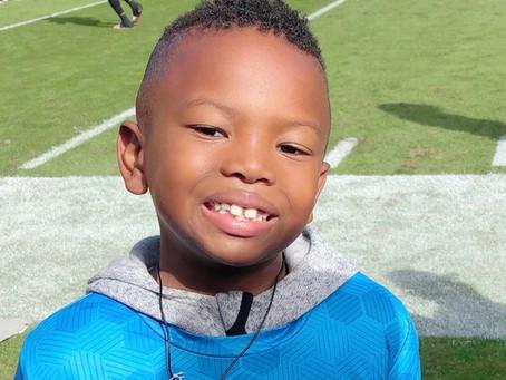 Meet Bryson, a kid who knows sports!