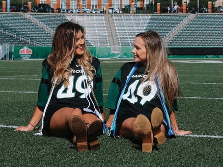 Two UNC Charlotte grads share their journey to wholeness