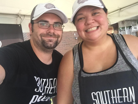 Hungry? Kelly Mitchell and Brian Malone talk about Southern Pierogi.