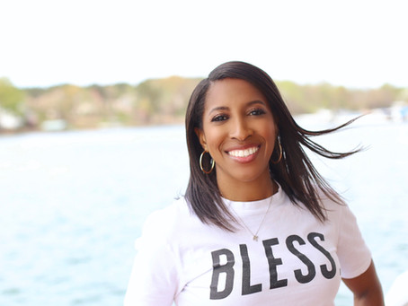 "Natasha Freeman Hemmingway, Motivational Speaker and Co-Founder of ""Mess into a Message"""