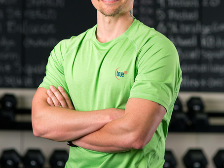 Josef Brandenburg of True 180 Personal Training Talks Growing Up the Fat Kid, Staying Motivated and