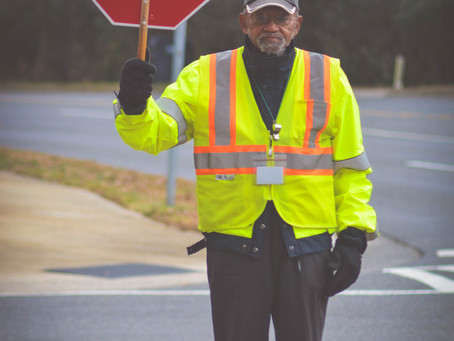John Weathers, the crossing guard who saw the greatness in all of us