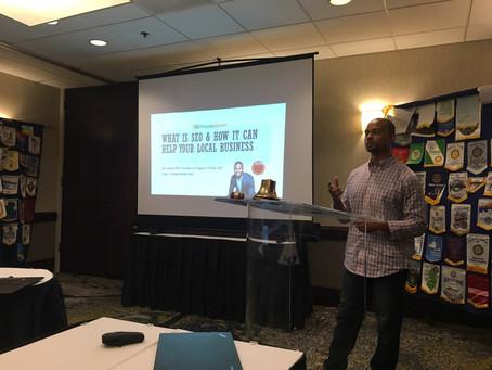 Lamar Hull: A Bond Stronger than Business: 2 Former Davidson Grads Partner to Enhance the Digital Ma