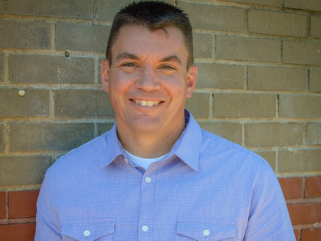 Chad Webster, CMPD Officer and Writer - protecting our community while looking out for kids everywhe