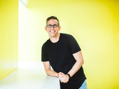Aaron Dodge on passion, collaboration, and branding
