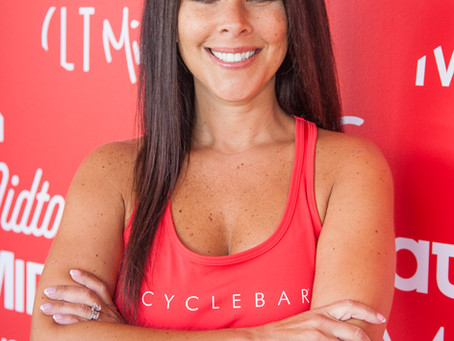 Lisa Palmer: CycleBar, family, and her dream career