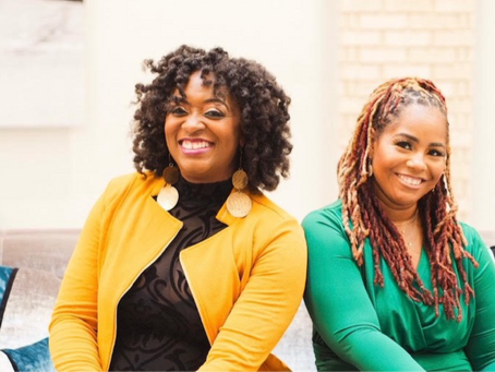 Divas and Duckets dive into life and finances on their podcast