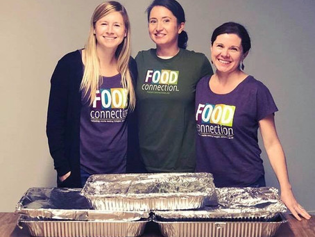 Non-Profit Connects Freshly Prepared Food to Those in Need