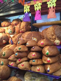 Pan de Muerto, Día de los Muertos Oaxaca