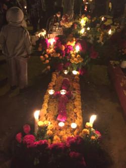 Cemetery of Xoxocotlan