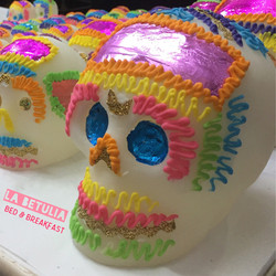 Sugar Skull Day of the Dead Oaxaca