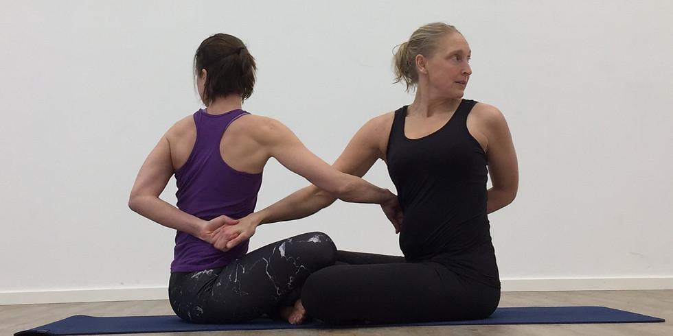 Acro Yoga with Mia & Paulina