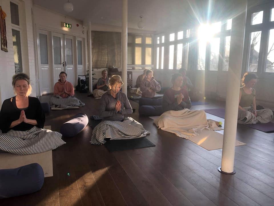 Sun Yoga Meditation