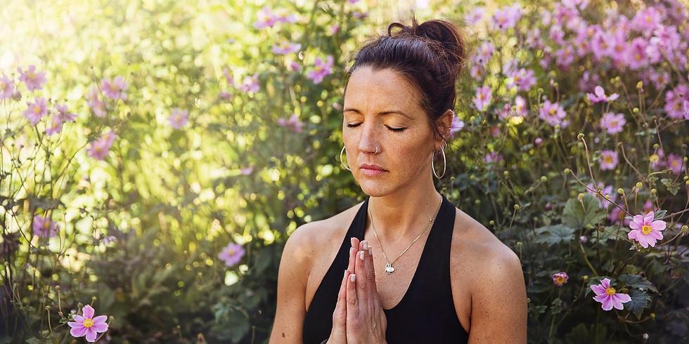 Master class with Isabella Nitschke, Ashtanga Yoga Malmö - Breath & Bandha
